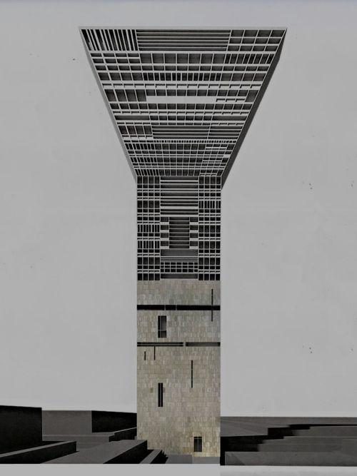 Beniamino Servino · TOWERS